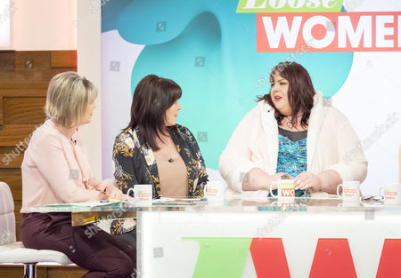 Ruth Langsford, Coleen Nolan, Alice Young