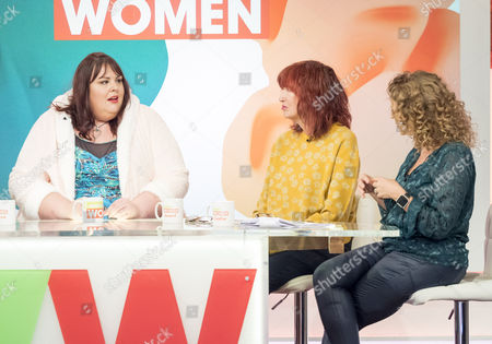 Alice Young, Janet Street-Porter and Nadia Sawalha