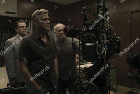 Matt Damon, George Clooney, Robert Elswit