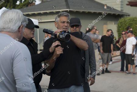 Robert Elswit, George Clooney