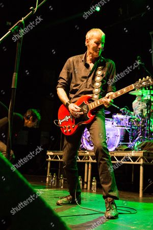 Stock Picture of Dave Parsons of Sham 69