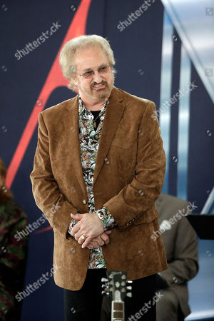 Duane Allen of The Oak Ridge Boys attends a ceremony for Kenny Rogers at the Music City Walk of Fame, in Nashville, Tenn