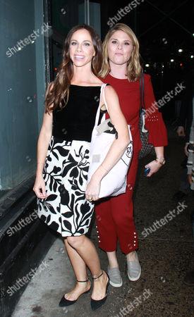 Barbara Pierce Bush and Jenna Bush