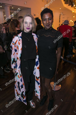 Editorial image of 'The Lorax' play, After Party, London, UK - 24 Oct 2017
