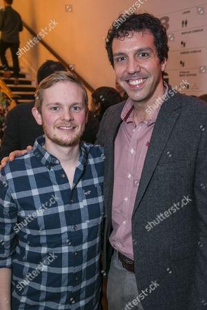 Oliver Evans and Alex Gaumond