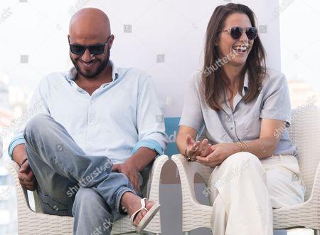 Dar Salim and Lisa Carlehed