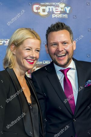 Editorial image of German Comedy Awards, Cologne, Germany - 24 Oct 2017