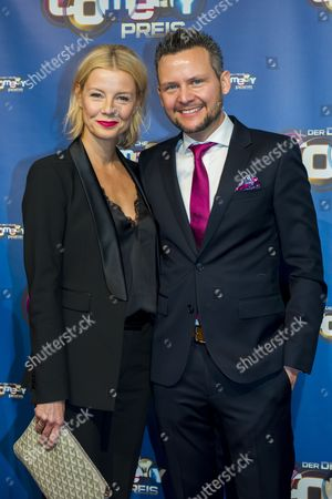 Editorial picture of German Comedy Awards, Cologne, Germany - 24 Oct 2017