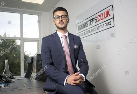 Editorial image of Akshay Ruparelia photoshoot, UK - 07 May 2016