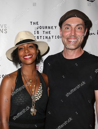Editorial photo of 'The Journey Is The Destination' film premiere, Los Angeles, USA - 24 Oct 2017