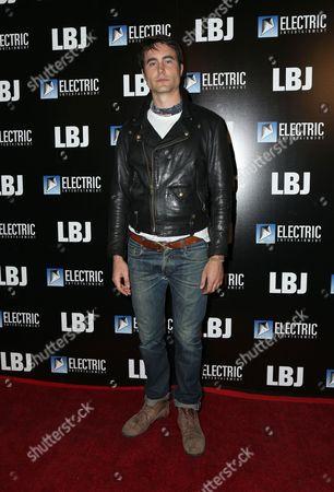 Editorial image of 'LBJ' film premiere, Arrivals, Los Angeles, USA - 24 Oct 2017
