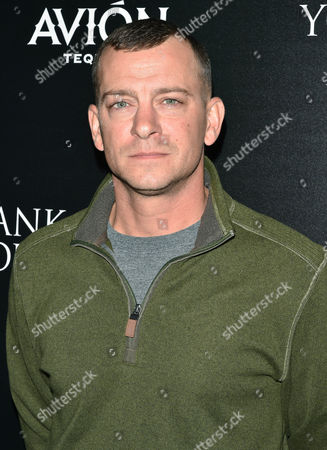 Editorial image of 'Thank You For Your Service' film screening, Arrivals, New York, USA - 25 Oct 2017