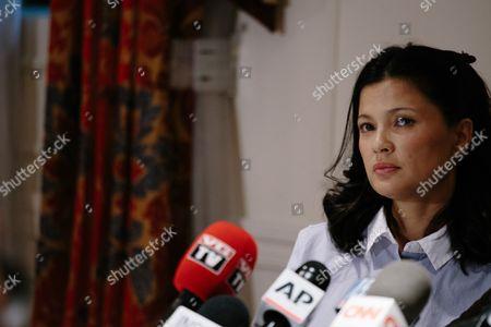 Stock Photo of Natassia Malthe