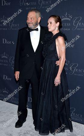 Editorial photo of Princess Grace Awards Gala, Arrivals, Los Angeles, USA - 25 Oct 2017