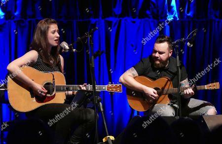 Jenn Butterworth and Ali Hutton