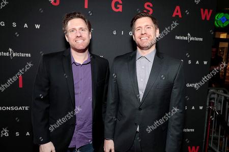 Peter Spierig, Director, Michael Spierig, Director,