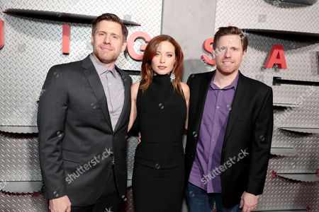 Stock Picture of Michael Spierig, Director, Hannah Emily Anderson, Peter Spierig, Director,