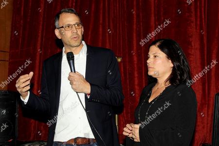 Jon Shank and Bonni Cohen