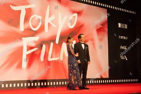 Stock Picture of Movie Full Metal Alchemist, Director Fumihiko Sori, Tsubasa Honda