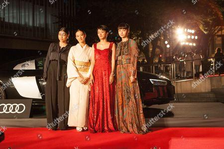 Muse of Japan Cinema, Sakura Ando, Yu Aoi, Hikari Mitsushima, Aoi Miyazaki