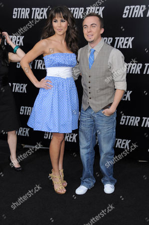 Editorial picture of 'Star Trek' film premiere, Los Angeles, America - 30 Apr 2009