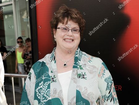 """Stock Image of Author Charlaine Harris at the season six premiere of """"True Blood"""" in Los Angeles. Harris' Dead Ever After, is the 13th and final book in the Stackhouse series"""