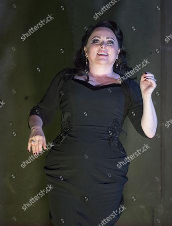 Rebecca Evans as Rodelinda
