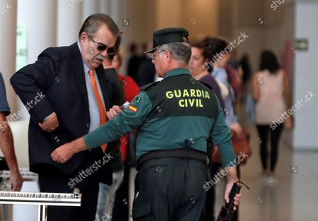 Editorial photo of Trial against Valencia CF former president Juan Soler, Spain - 26 Oct 2017