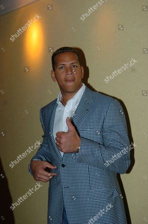 Coral Gables Fl - February 5: Alex Rodriguez Arrives at the Roy and Lea Black Annual Gala On February 5 2005 in Coral Gables Florida United States of America Manhattan