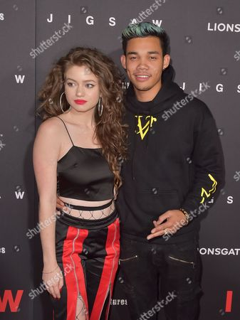 Stock Photo of Dytto, Roshon Fegan