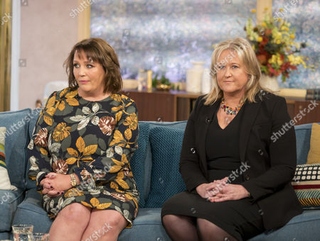 Claire Muldoon and Christine Cunliffe
