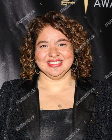Liesl Tommy attends The 2016 Lucille Lortel Awards for Outstanding Achievement Off-Broadway in New York. The South African-born director has capped a remarkable season for nurturing Eclipsed on Broadway and earning a Tony Award nomination for directing. The Tony Awards will be held on Sunday, June 12