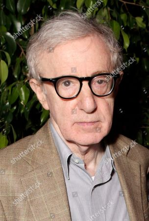 Editorial picture of Woody Allen, Los Angeles, USA