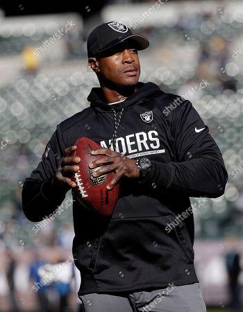 Editorial image of Colts Raiders Football, Oakland, USA - 24 Dec 2016
