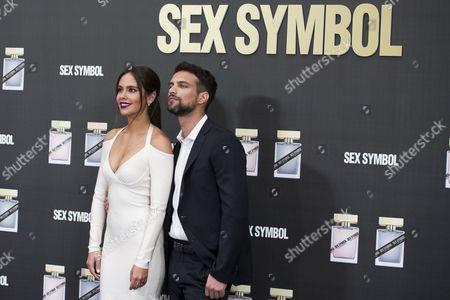 Cristina Pedroche and Jesus Castro
