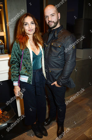 Yasmin Mills and Justin Horne