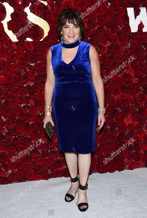 Bonnie Fuller attends the 2nd Annual WWD Honors hosted by Women's Wear Daily at The Pierre Hotel, in New York