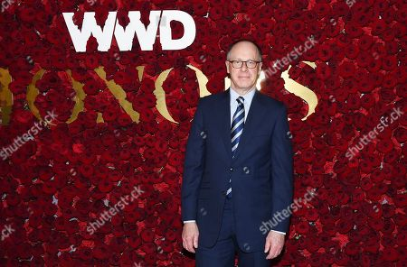 Fairchild Media, WWD editorial director James Fallon attends the 2nd Annual WWD Honors hosted by Women's Wear Daily at The Pierre Hotel, in New York