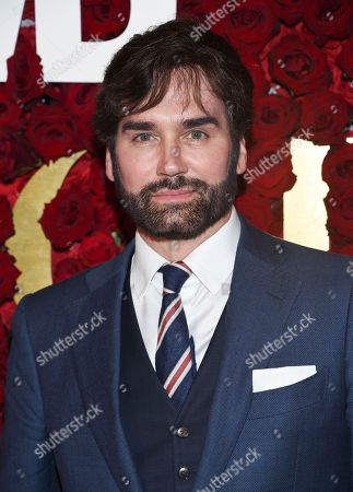 Michael Atmore attends the 2nd Annual WWD Honors hosted by Women's Wear Daily at The Pierre Hotel, in New York