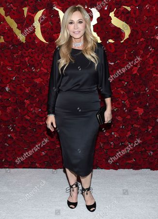 Anastasia Beverly Hills CEO and founder, Anastasia Soare, attends the 2nd Annual WWD Honors hosted by Women's Wear Daily at The Pierre Hotel, in New York