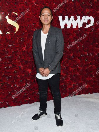 Stock Image of Revolve Clothing co-CEO Michael Mente attends the 2nd Annual WWD Honors hosted by Women's Wear Daily at The Pierre Hotel, in New York