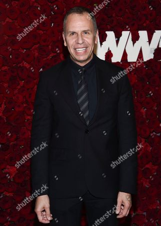 Editorial picture of 2nd Annual WWD Honors, New York, USA - 24 Oct 2017