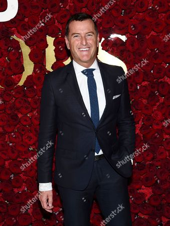 Karl Lagerfeld president and CEO, Pier Paolo Righi, attends the 2nd Annual WWD Honors hosted by Women's Wear Daily at The Pierre Hotel, in New York