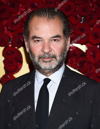 Remo Ruffini attends the 2nd Annual WWD Honors hosted by Women's Wear Daily at The Pierre Hotel, in New York