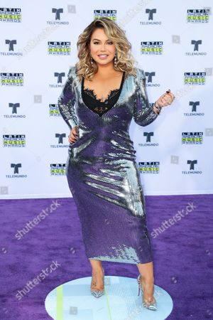 Editorial image of Latin American Music Awards, Arrivals, Los Angeles, USA - Oct 26 2017