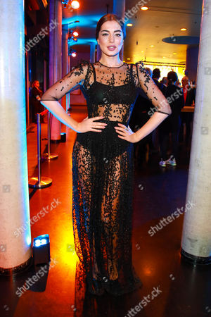 Editorial photo of New Body Awards, Berlin, Germany - 26 Oct 2017