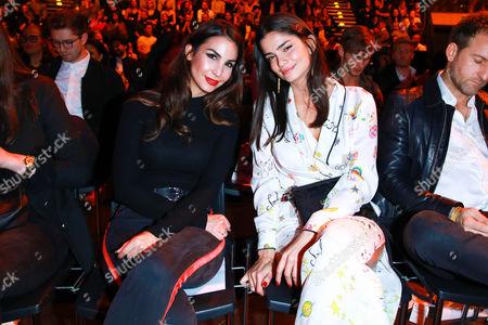 Sila Sahin and Shermine Shahrivar