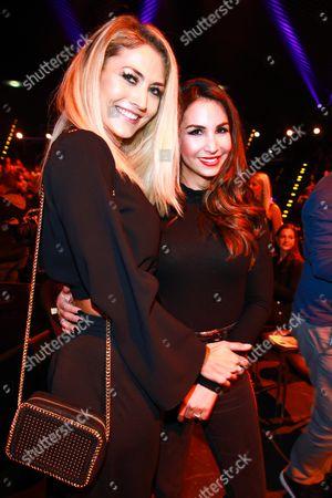 Sila Sahin and Fiona Erdmann