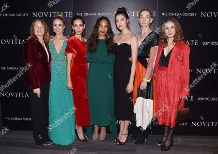 Melissa Leo, Dianna Agron, Rebecca Dayan, Margaret Betts, Sarah Margaret Qualley, Julianne Nicholson, and Morgan Saylor