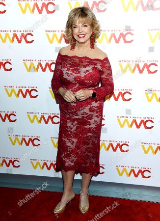 Pat Mitchell attends The Women's Media Center 2017 Women's Media Awards at Capitale, in New York